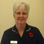 Nurse Chrissie Welch