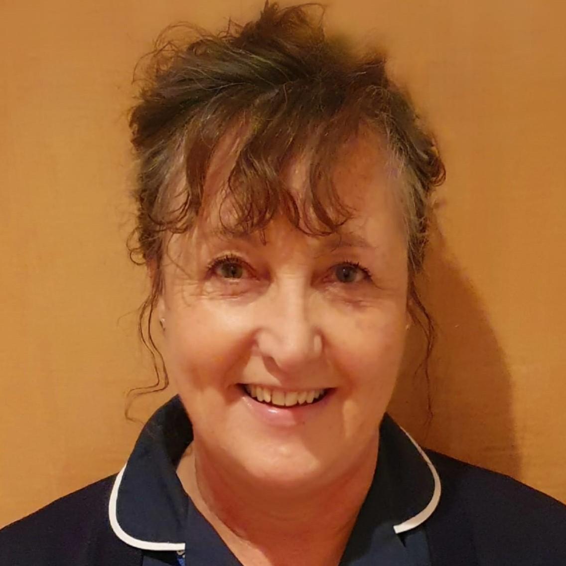 Nurse Karen Foster
