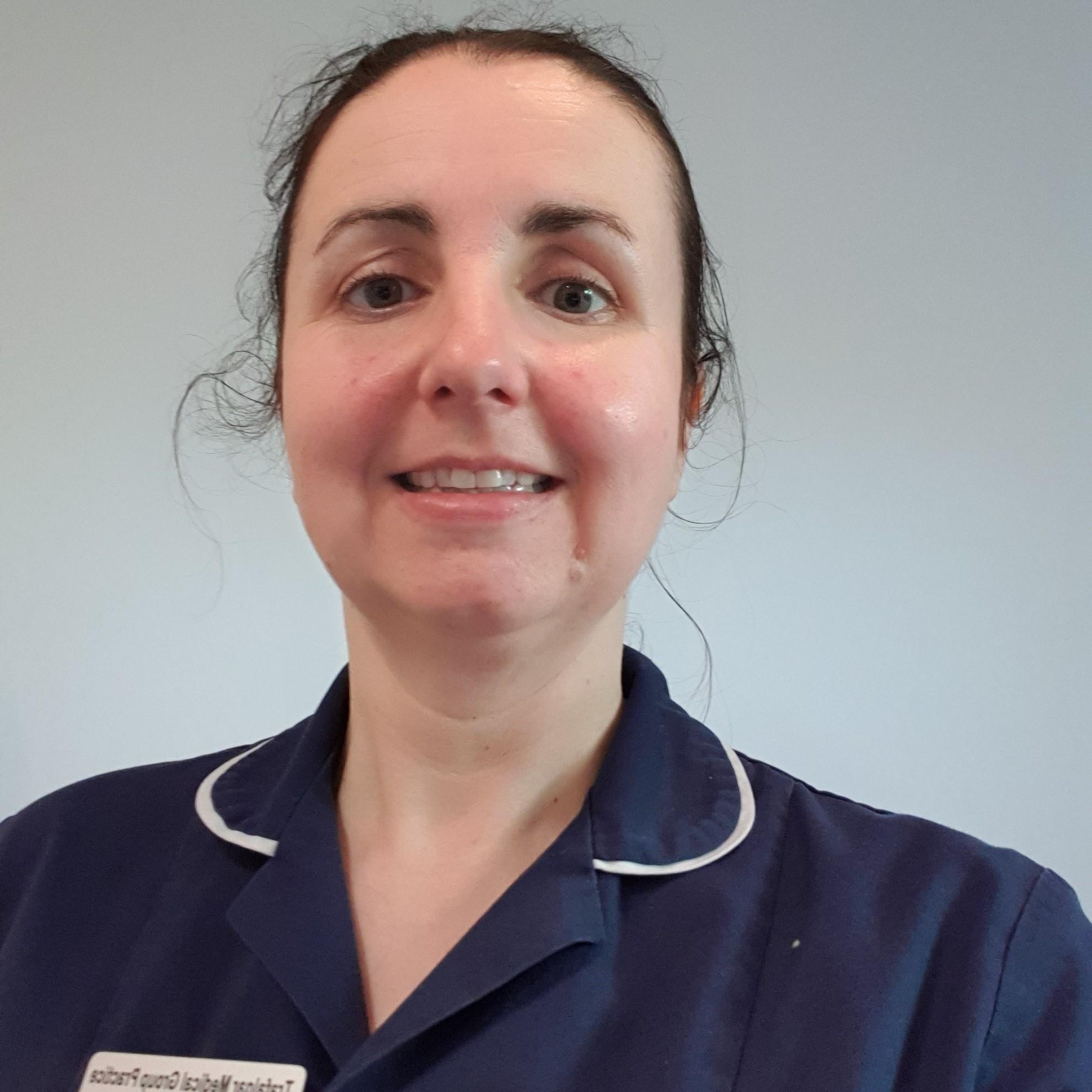 Nurse Emma Turrell